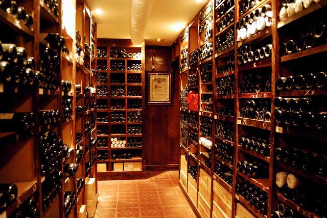 Rekondo Wine Cellar