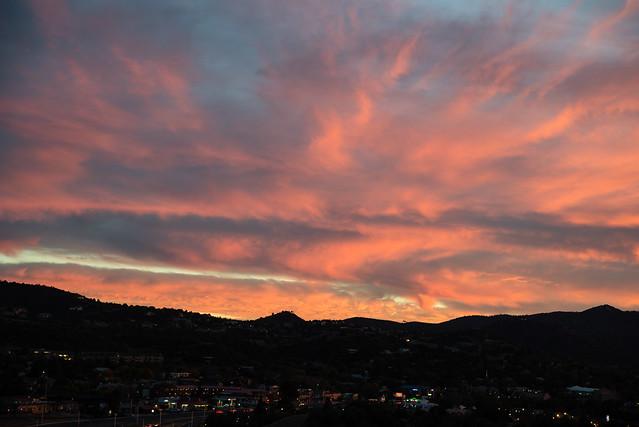 Prescott Az Sunset 1