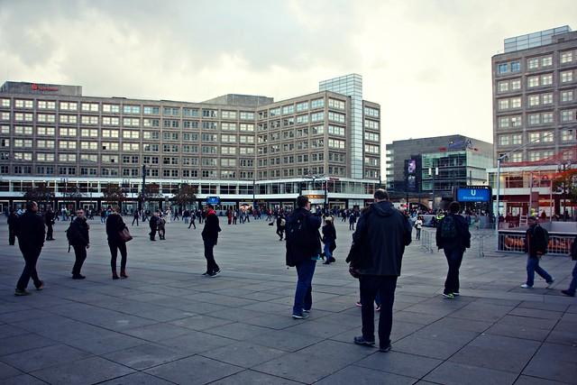 Alexanderplatz, Berliini