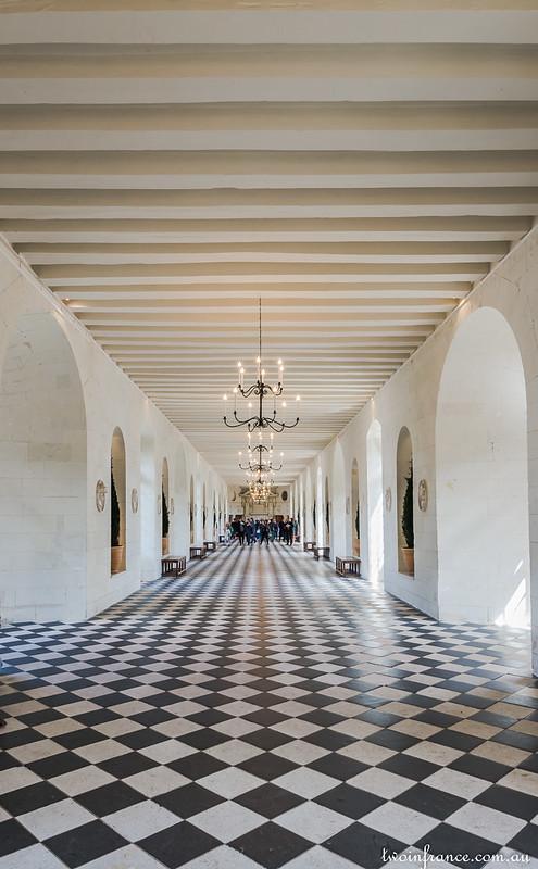 The Gallery - Château de Chenonceau