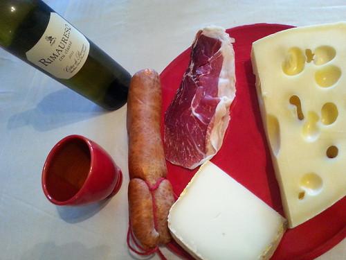 [301/365] Repas du soir…