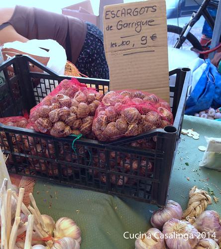 Sete Markt Escargote