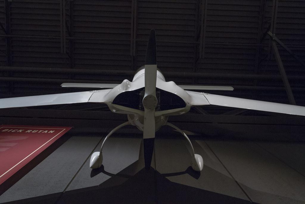 Dick Rutan EAA 2014