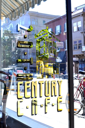 20th Century Cafe - Hayes Valley - San Francisco