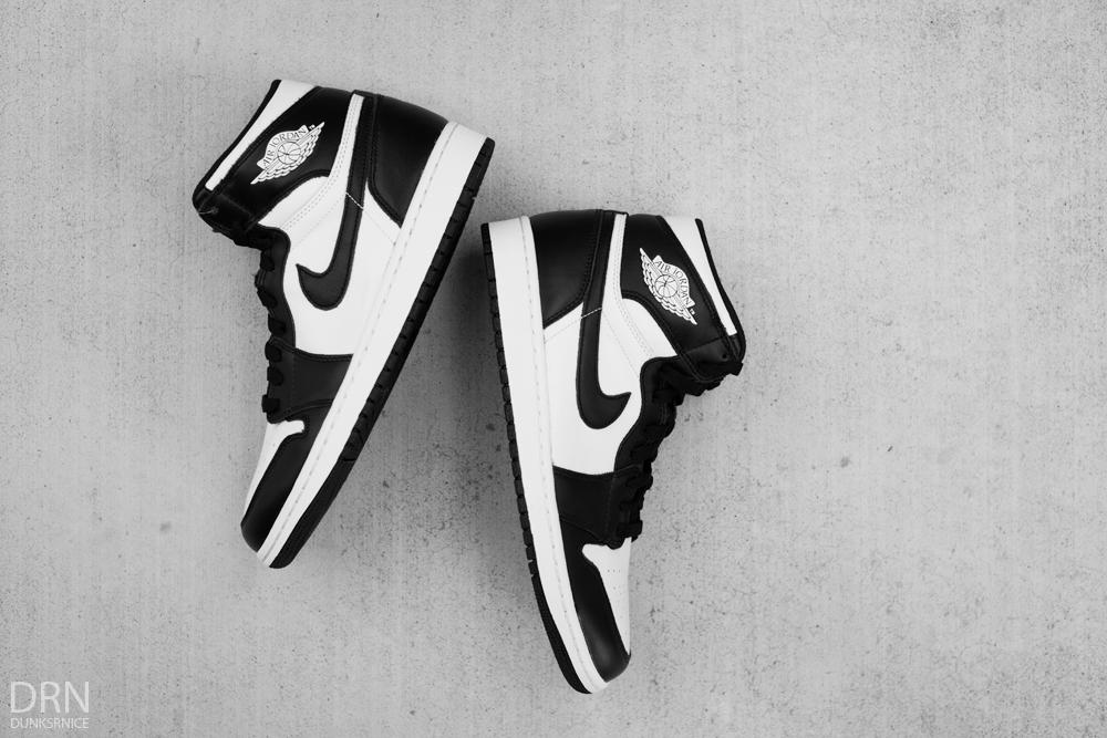 2014 black & White I's.