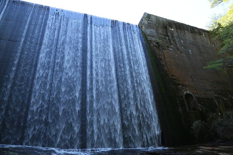 るり渓ダム