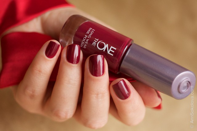 06 Oriflame The One Ruby Rouge
