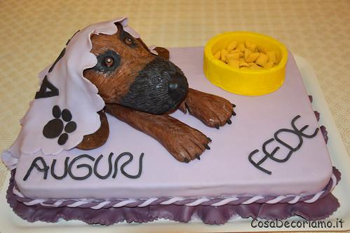 Torte - 39 - Torta cane