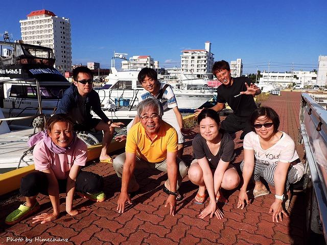 昨日の集合写真♪ 2014/10/24