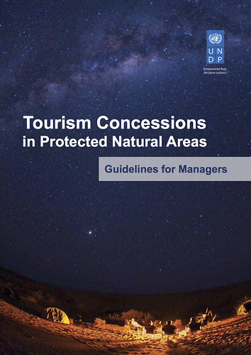 Tourism Concessions in Protected Natural Areas @UNDP