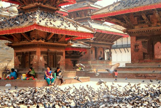 Kathmandu Nepal Durbar Square