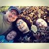 Backyard Leaves. :heart:️my family!