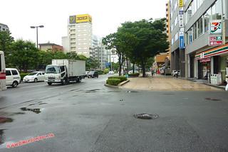 P1060357 Cercanias del Ryokan Kashima Honkan (Fukuoka) 12-07-2010 copia