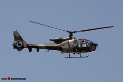 XX447 4 - WA1439 - Army Air Corps - Aerospatiale Westland SA-341B Gazelle AH1 - Fairford RIAT 2006 - Steven Gray - CRW_0839