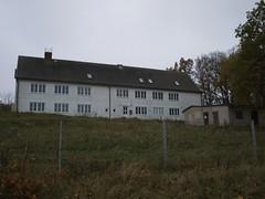 Gebäude der Uni Greifswald bei Kloster, Institut für Mikrobiologie, AG Mikrobielle Ökologie
