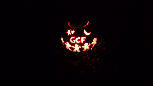 Greenbelt Pumpkin Walk, October 25, 2014