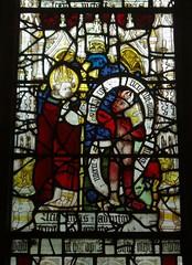 St Martin confronts a Devil