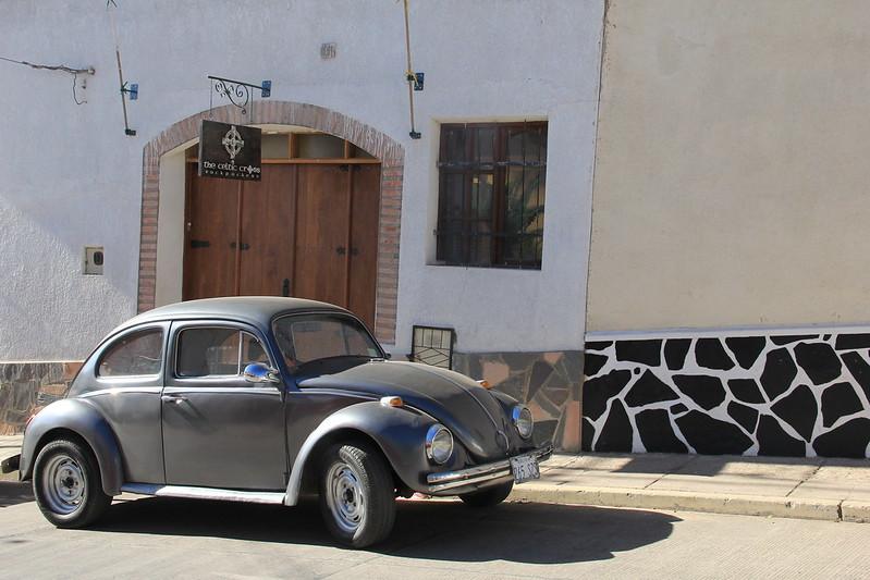Beetle, Grau