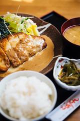 Cheese in Tonkatsu @ Kobaridon