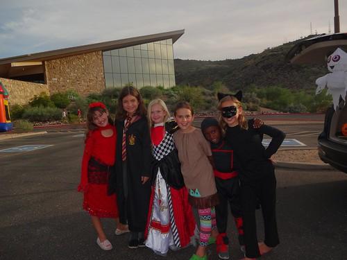 Kimberly, Alyssa, Paige, Mimi, Paul and Annie