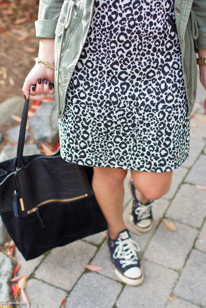 Leopard dress, utility jacket, converse-6.jpg