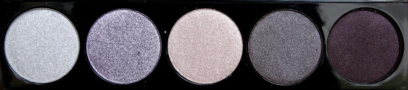 IsaDora Magic mauves eye shadow palette2