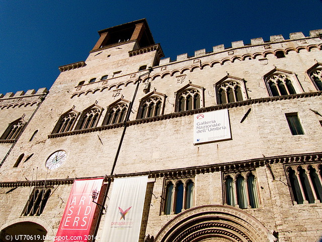 Perugia - Palazzo dei Priori2