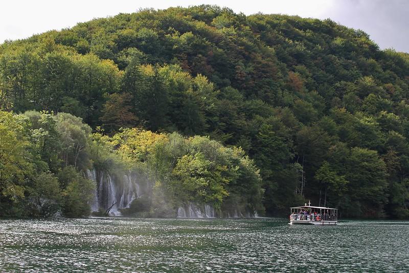 Plitvice boat