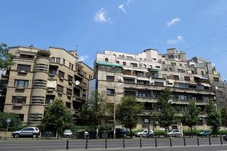 Bucharest, Lascar Catargiu Blvd.