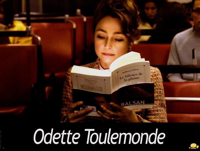2006 ODETTE, UNA COMEDIA SOBRE LA FELICIDAD. Odette Toulemonde. Eric Emmanuel Schmitt