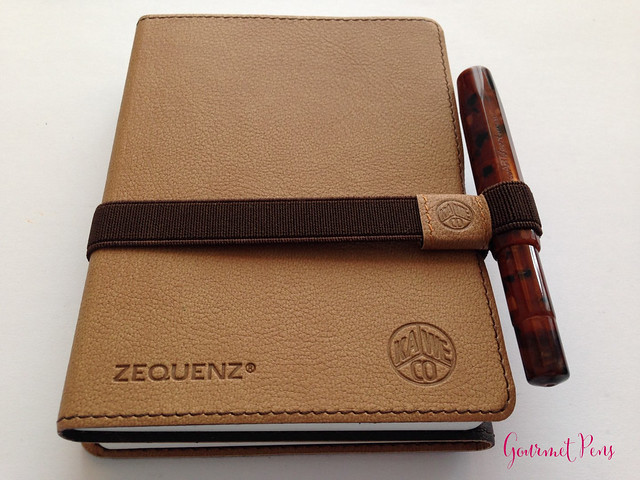 Review: Kaweco Zequenz Notebook - Brown/Cognac @Kaweco