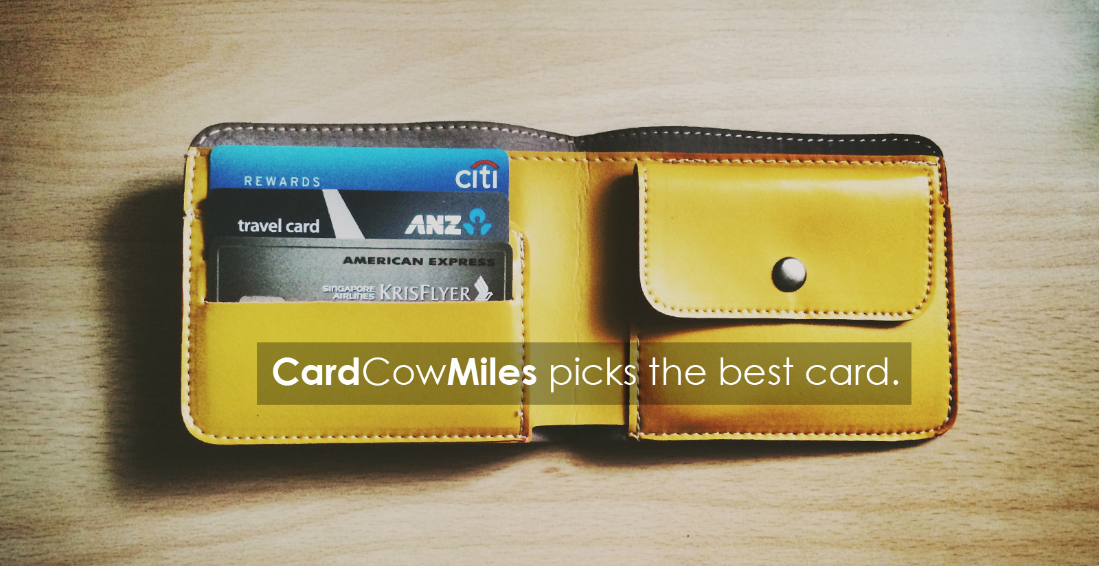 Card Cow Miles 1