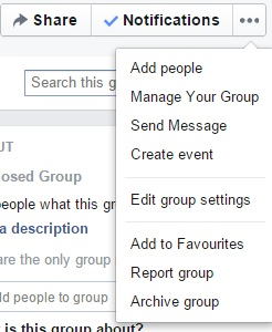 how to change secret question in facebook