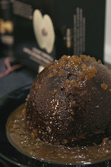 Sticky toffee apple pudding IMG_1590  R