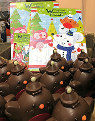 Advent calendars and chocolate woodland friends IMG_1870 R