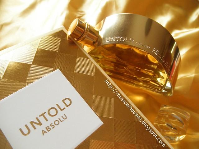 Elizabeth Arden Untold Absolu Fragrance Perfume 3