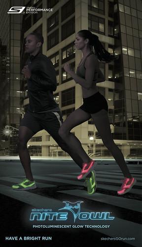 Skechers Nite Owl 2.0 – zapatillas fotoluminiscentes