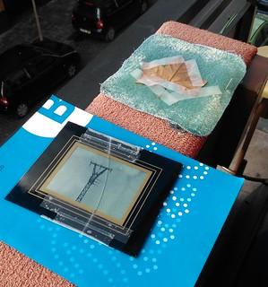 16.  Cyanotypes - Making of (7)