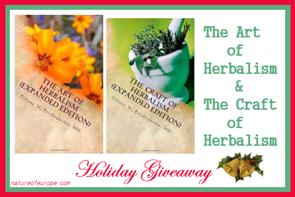 The Art and Craft of Herbalism Giveaway