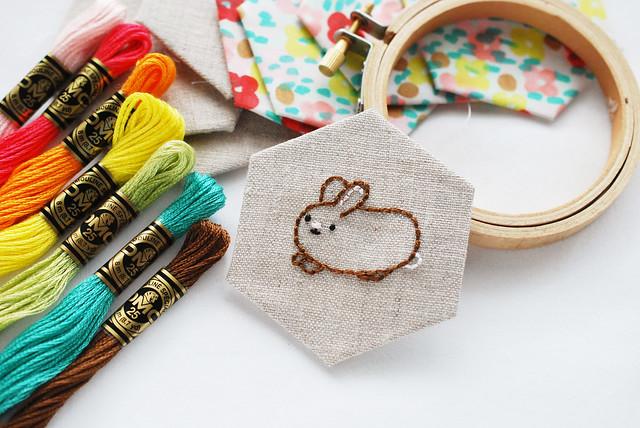 Spring Stitching Club