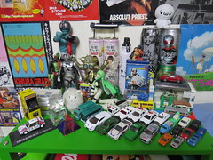 some of my toys