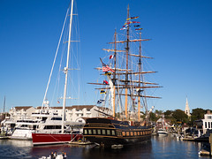 The Oliver Hazard Perry - Newport, RI