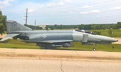 F-4E 67-0375 TH AFRES PRESERVED