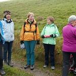 Frauenwanderung Bad Ramsach 23.10.2016