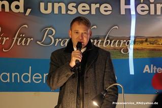 2016.11.14 Neuruppin AfD Kundgebung (1) Andre Poggenburg