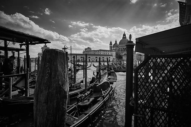 Venice. Just around the corner.