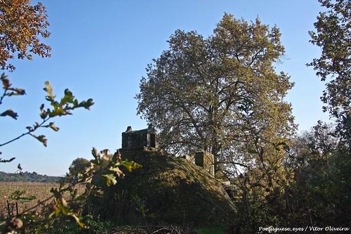 Castelo ou Penedo dos Mouros - Mosteiro de Fráguas - Portugal