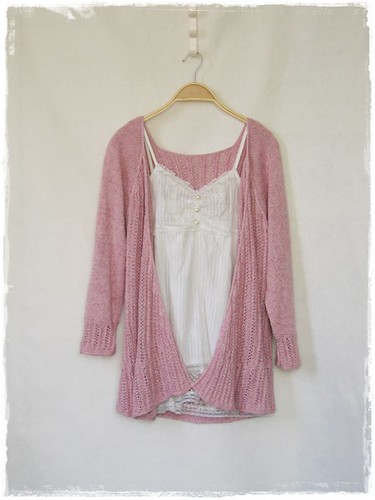 Swingy Cardigan 140902