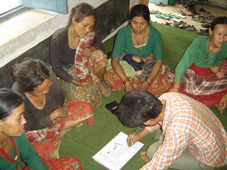 Women's Literacy Class 2
