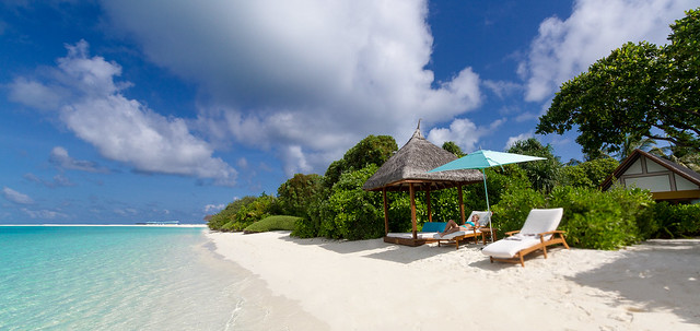 Lux Maldives Resort Beach Villa